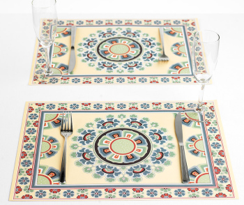 The Pepin Press Placemat Pads
